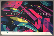 Tom Whalen: War of the Worlds