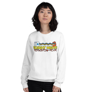 Sleight Night Graphic Sweatshirt
