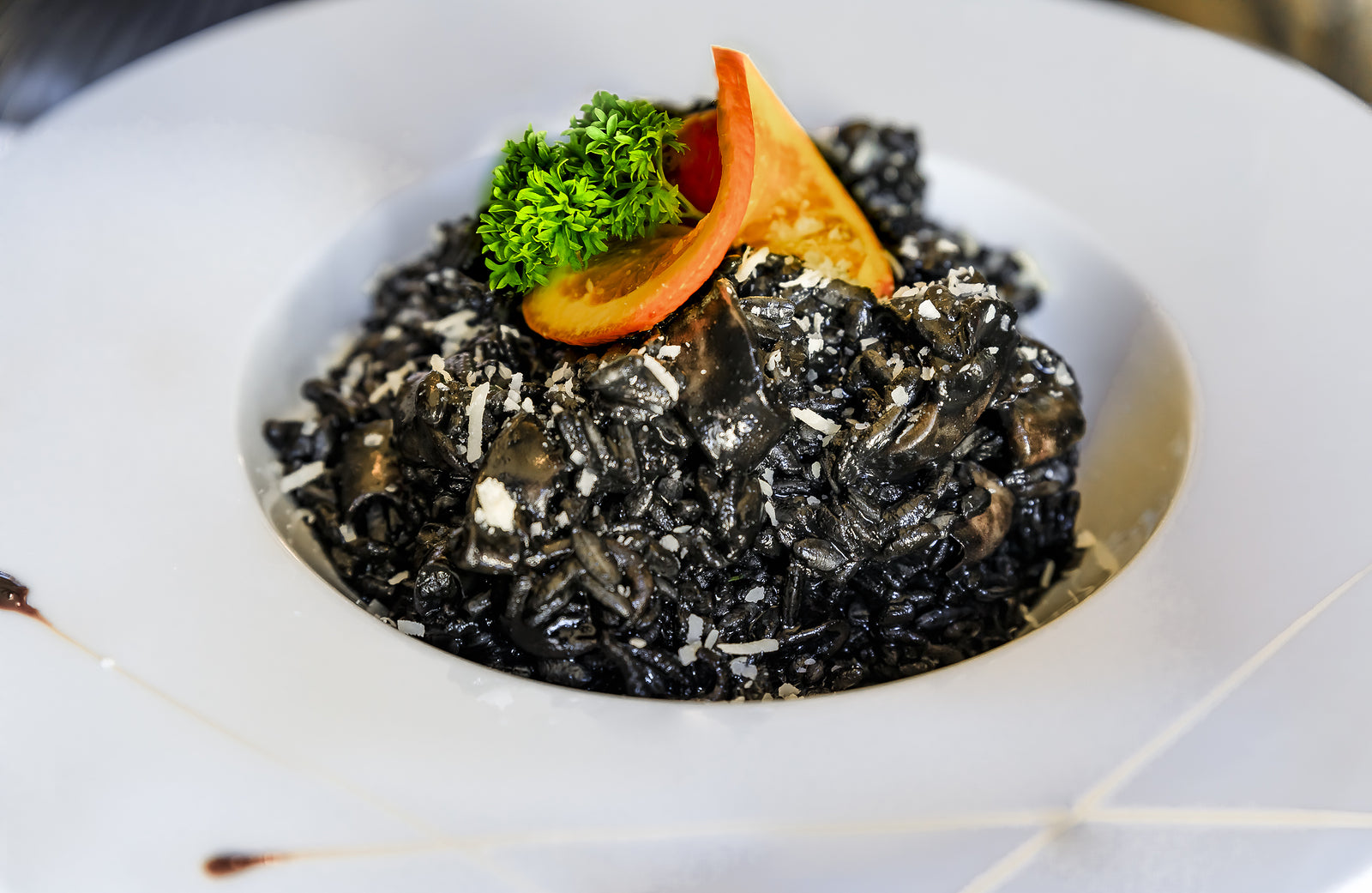Top Trend: It's All About Black Food!