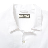 COOK SHIRT, WHITE OXFORD COTTON - Jones of Boerum Hill  - 5