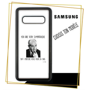 Coque Samsung You are very sympatique