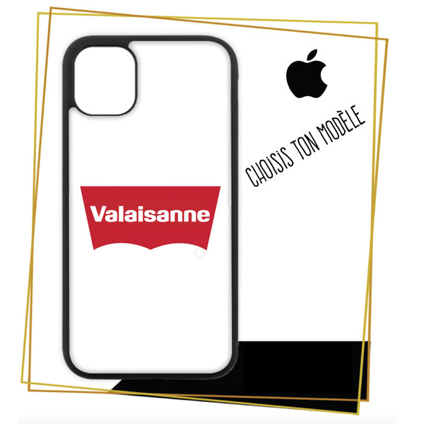 Coque iPhone Valaisanne Levi's