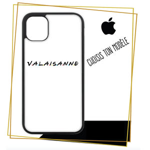Coque iPhone Valaisanne