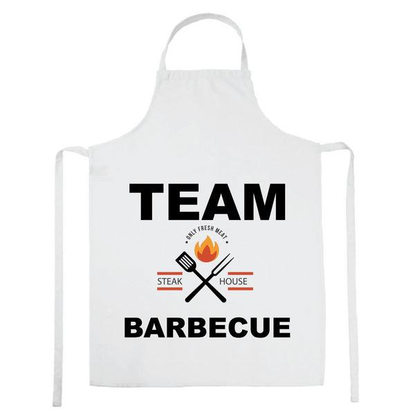 Tablier de cuisine Team Barbecue