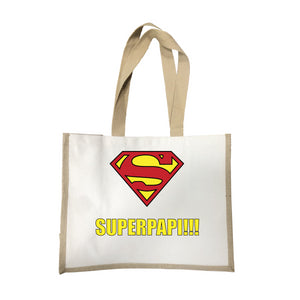 Grand sac Superpapi 2 écru