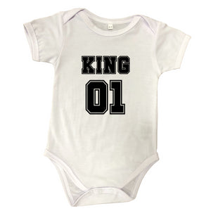 Body manches courtes King 01