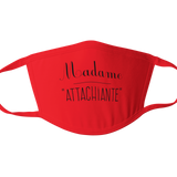 Masque de protection Madame attachiante