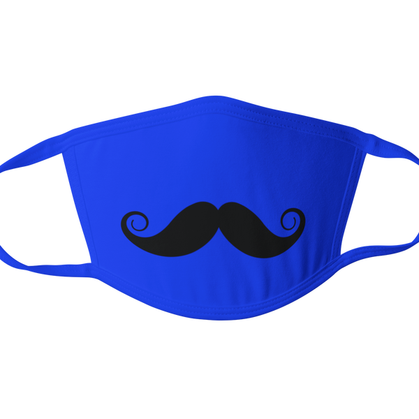 Masque de protection Moustache