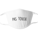 Masque de protection Pas touche