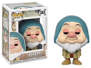 Sleepy Pop Vinyl Pop Disney 343