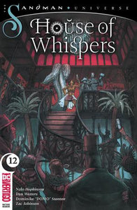 House of Whispers # 12