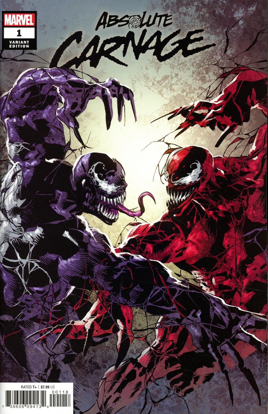 Absolute Carnage # 1r