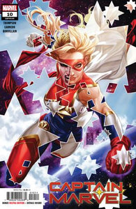 Captain Marvel # 10