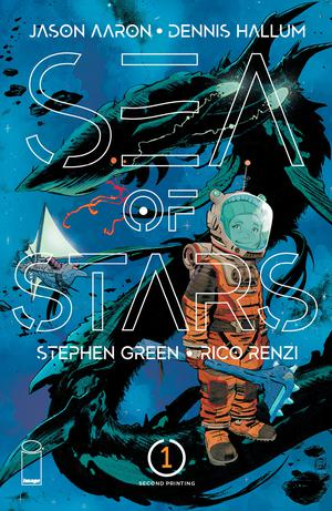 Sea of Stars # 1 - 2nd print