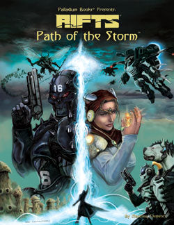 Rifts Path of the Storm