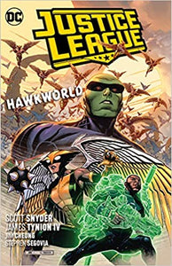 Justice League Vol. 3: Hawkworld