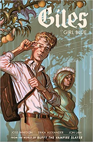 Buffy the Vampire Slayer Season 11: Giles - Girl Blue