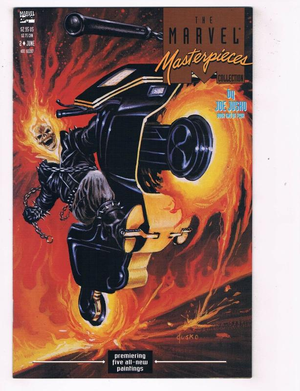 Marvel Masterpieces Collection # 2