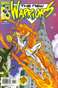 New Warriors 	# 4