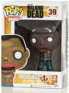 Michonne's Pet 2 Pop Vinyl Pop Television 39