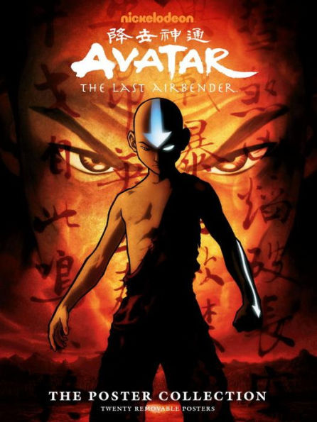 Avatar: The Last Airbender-The Poster Collection
