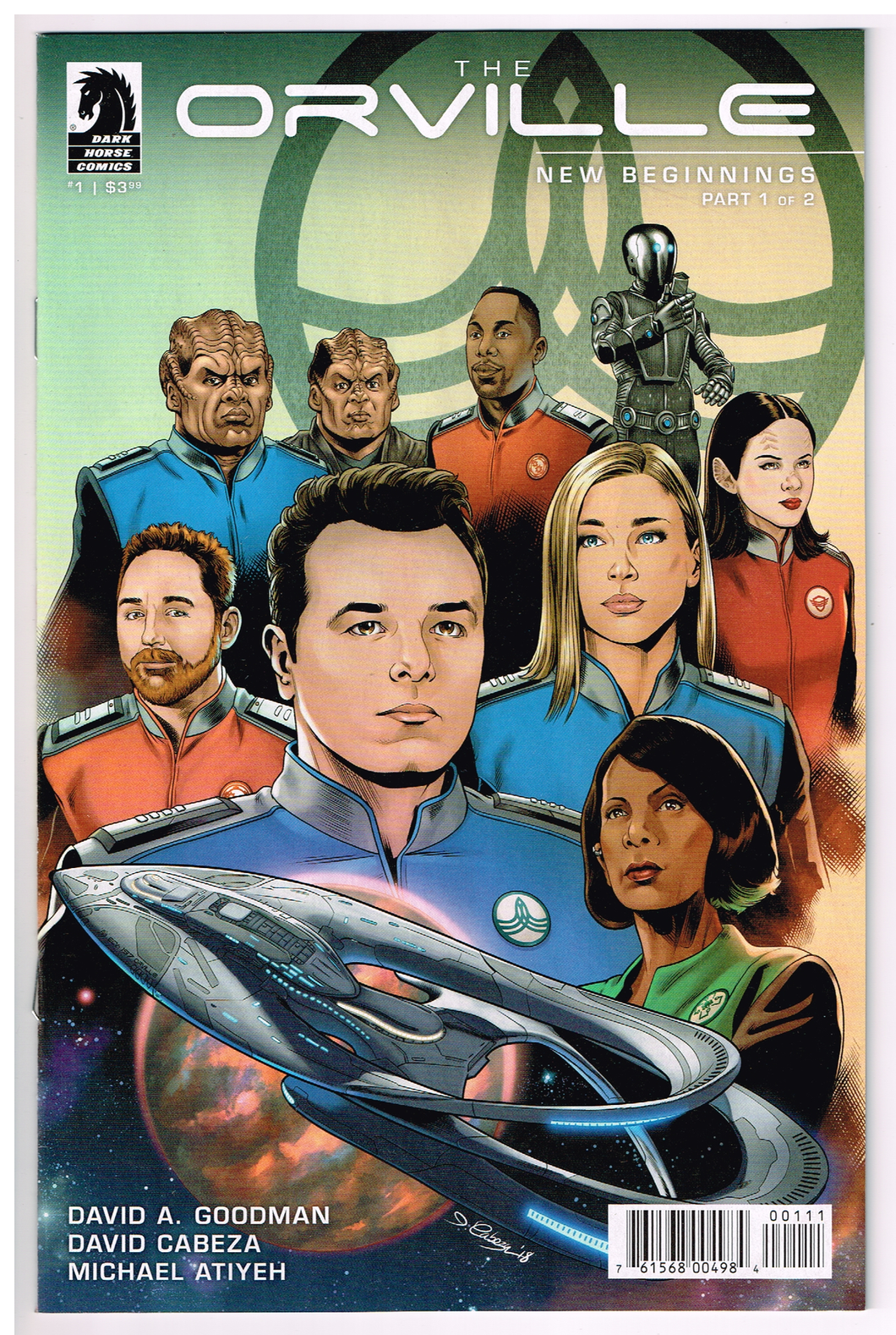The Orville # 1