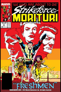 Strikeforce: Morituri # 8