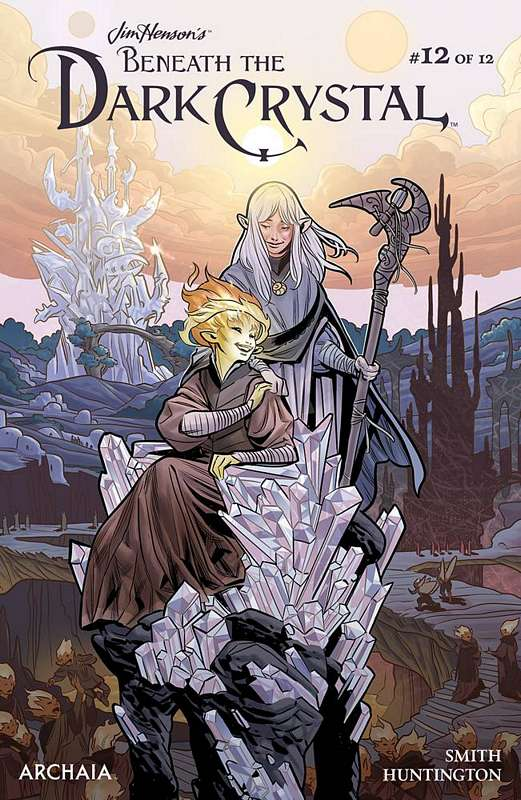Jim Henson's Beneath the Dark Crystal # 12
