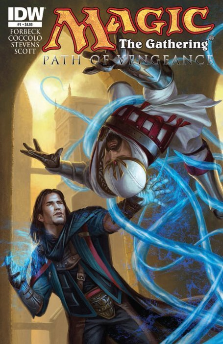 Magic the Gathering: Path of Vengeance # 1