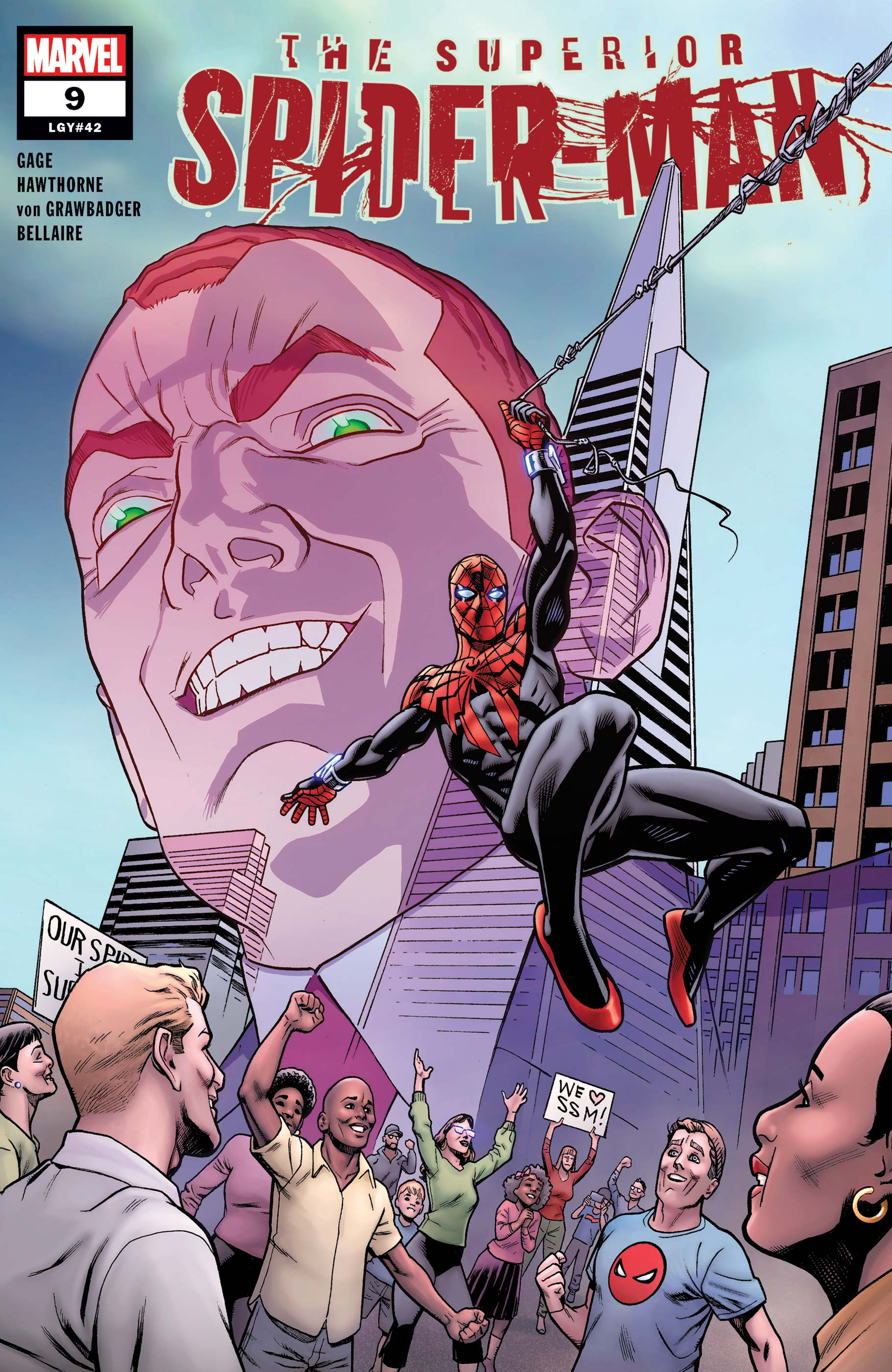 Superior Spider-Man # 9