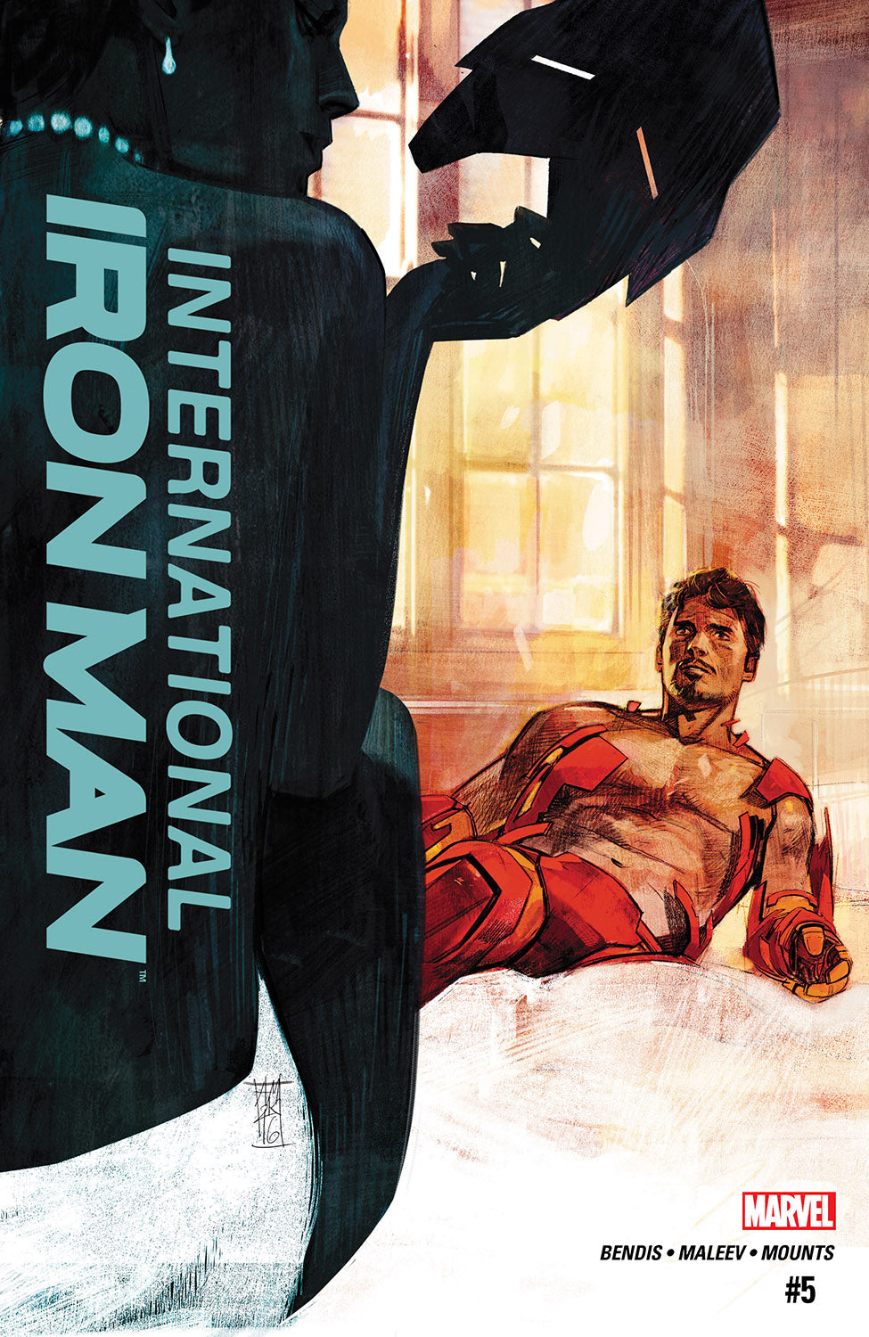 International Iron Man # 5