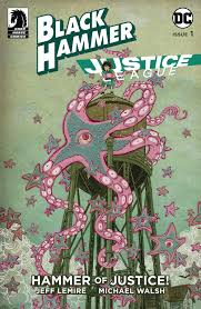 Black Hammer / Justice League: Hammer of Justice # 1d