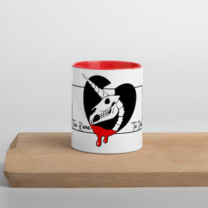 Too Rare To Die Coffee Mug
