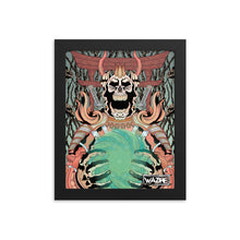 Load image into Gallery viewer, Yoshimistu Framed poster by Wazihe
