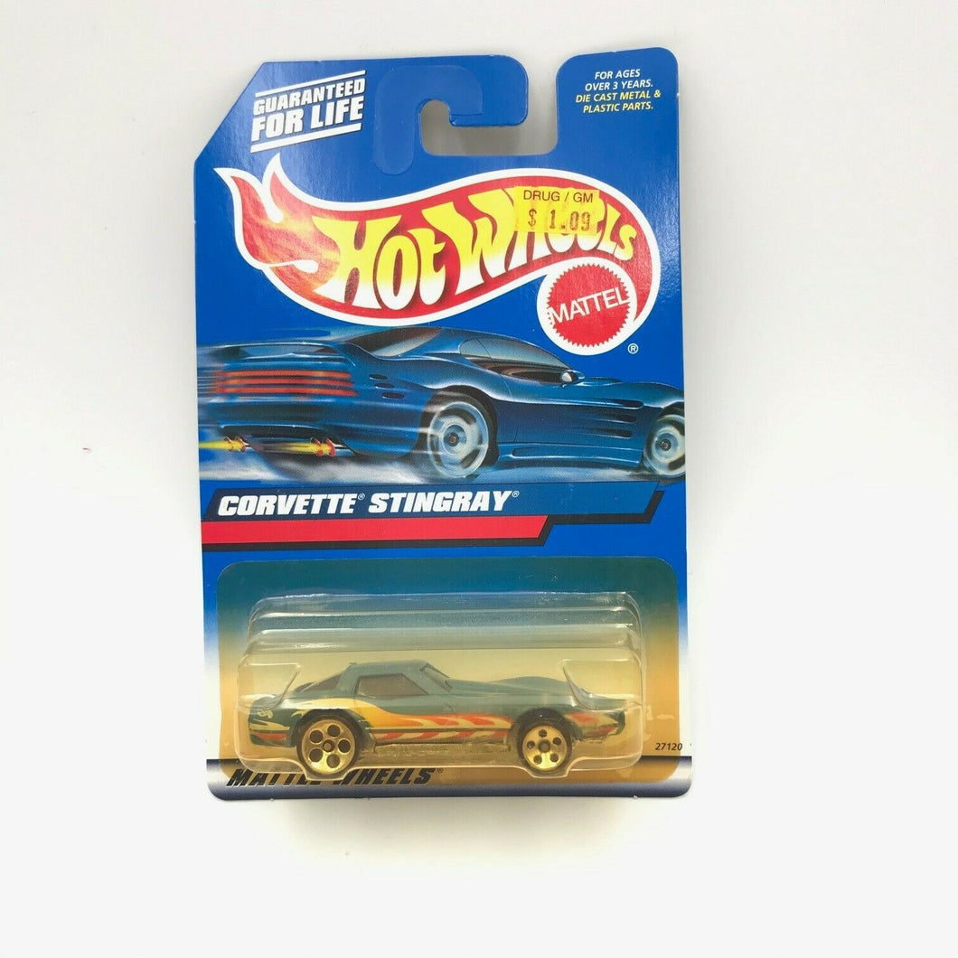 Corvette Stingray #154 2000 - Hot Wheels