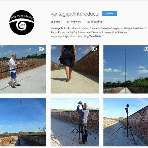 Vantage Point Products Instagram