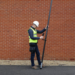 Vantage Point Products 52ft or 38ft 3K carbon fibre inspection survey 40ft 50ft camera pole kit