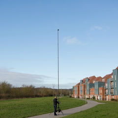 Vantage Point Products 30ft 9.25m 10m 3K carbon fibre mast and tripod system