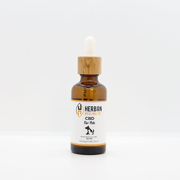 Tincture - Animal 500mg