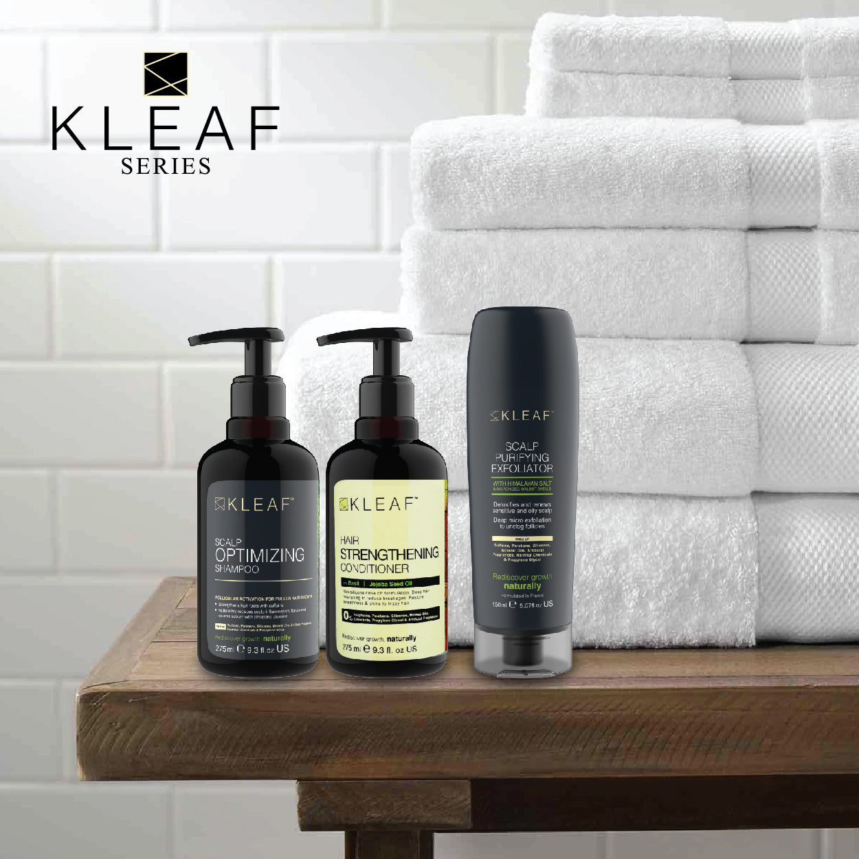 Hair Growth & Scalp Repair Ultimate Set by KLeaf