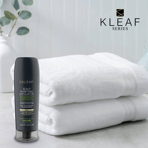 Hair Repair & Scalp Purifying Exfoliator by KLeaf