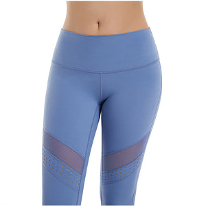 Women High waist Yoga leggings image 1
