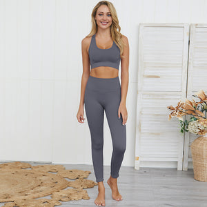 Wome's Gym Workout Outfit 2 Pieces