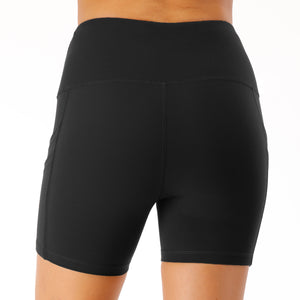Women's Cycling Shorts with Phone Pocket image 8