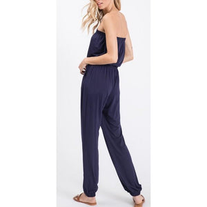 Tube Top Jumpsuit