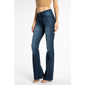 MidRise Flare Jeans