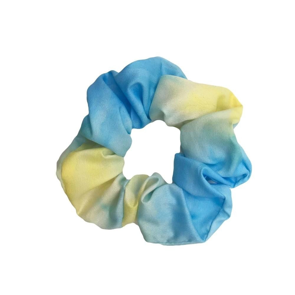 Tie-Dye Hair Scrunchie