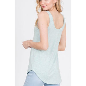 Bra Friendly Tank