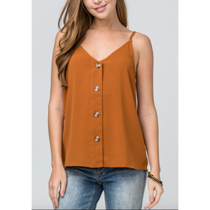 Button Up Cami