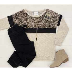 Mix & Match Sweatshirt